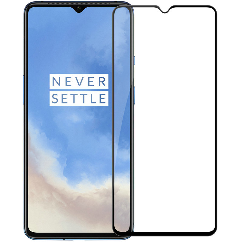 Full Cover Tempered Glass For Oneplus 7T 7 T 6T 6 T Front Screen Protector For One Plus 7t <strong>1</strong> + 7t 7 Oneplus7t Toughened Glass