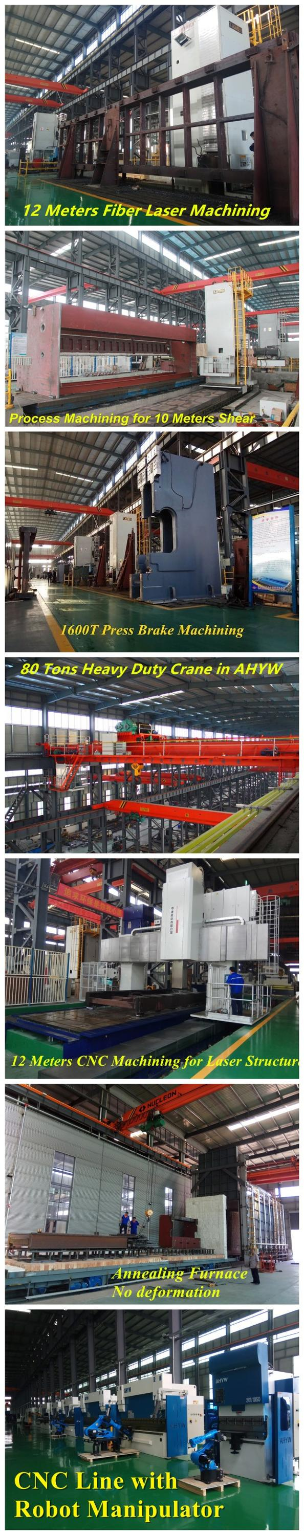 CNC Constructure Steel Hydraulic Bending PPEB Series 100/30