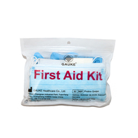 Logo Custom Promotion Protective First Aid Kit with PPE Products