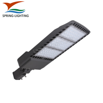 LED Public Area Pole Light 300W DLC UL LED Shoe Box Street Light 240W 300W Shenzhen Factory