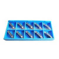 Durable Tungsten carbide parting and grooving Inserts MGNM