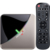 Top Quality Pendoo x12 Amlogic S905X3 4gb ram 64gb rom TV android 9.0 tv set top box