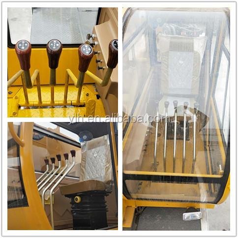 Hydraulic lift telescopic arm 8 ton China manual crane truck for sale