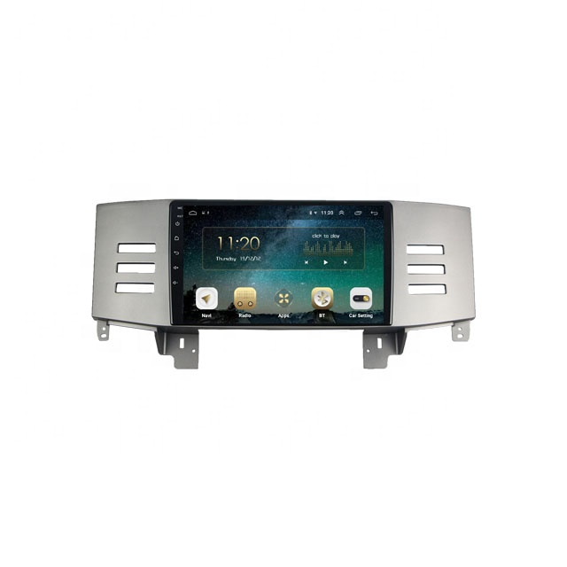 Full touch screen <strong>android</strong> 8.1 navigator multimedia system stereo car navigation GPS player For Toyota <strong>X</strong> mark Reiz 2005-2009