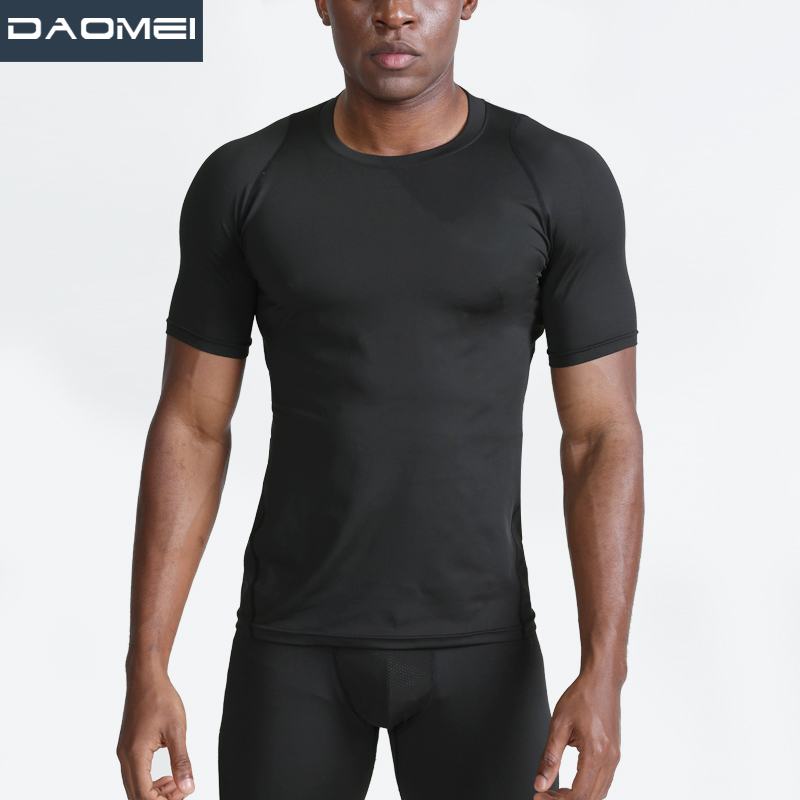 No Label Bamboo Blank Brazilian <strong>Sports</strong> Men Plus Size Custom Private Label Fitness Active Wear Black