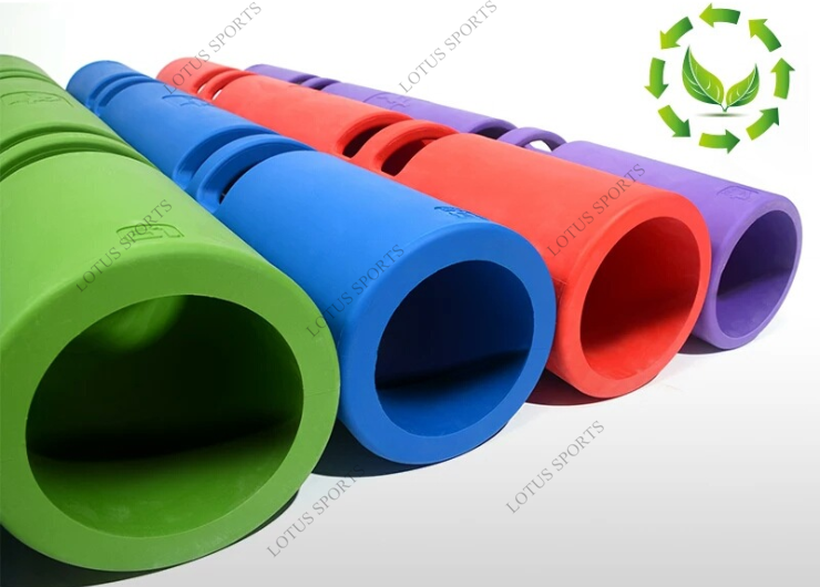 VIPR Fitness Tube Functional Strength Training Tube Weight Bearing Fitness Rubber Barrel