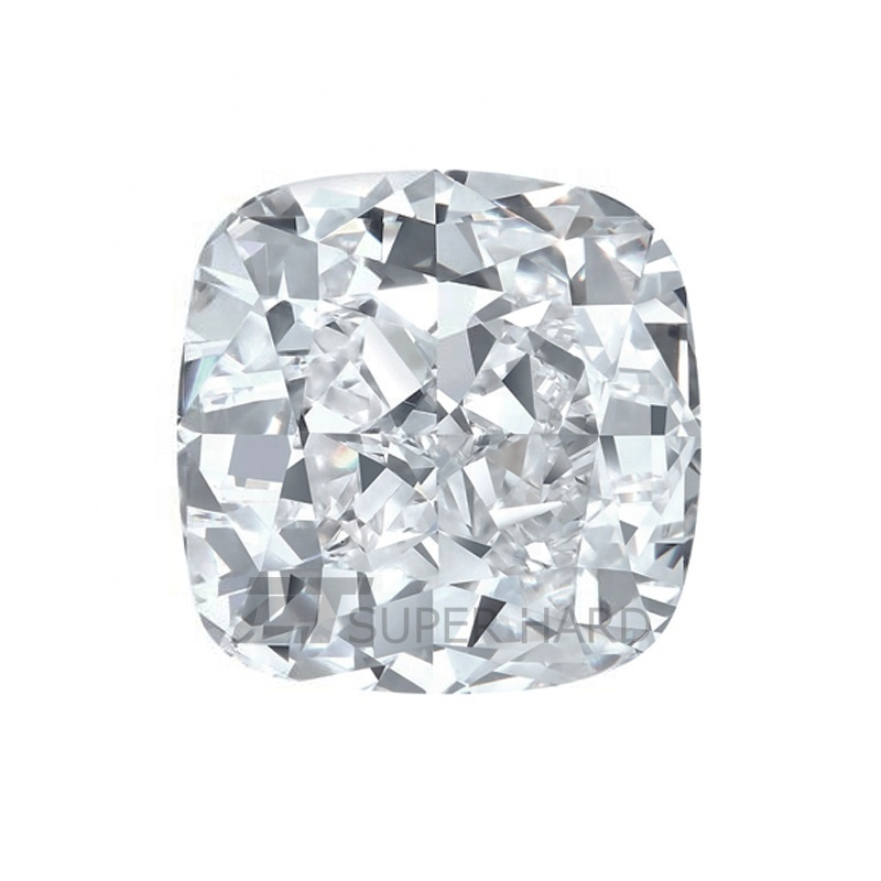 Cushion Lab Created Diamond 30 point diamonds 3.00 mm cvd loose brilliant <strong>cut</strong>