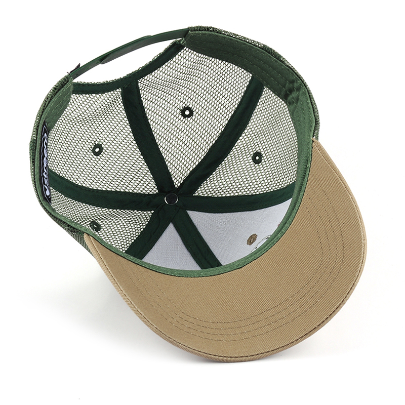 New design wholesale baseball trucker hats ,3d embroidery patch mesh trucker cap