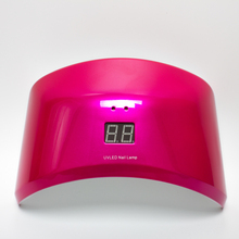 24W Nail Lamp UV Lamp Nail Dryer for UV Gel LED Gel Nail Machine 30/60s Infrared Sensor