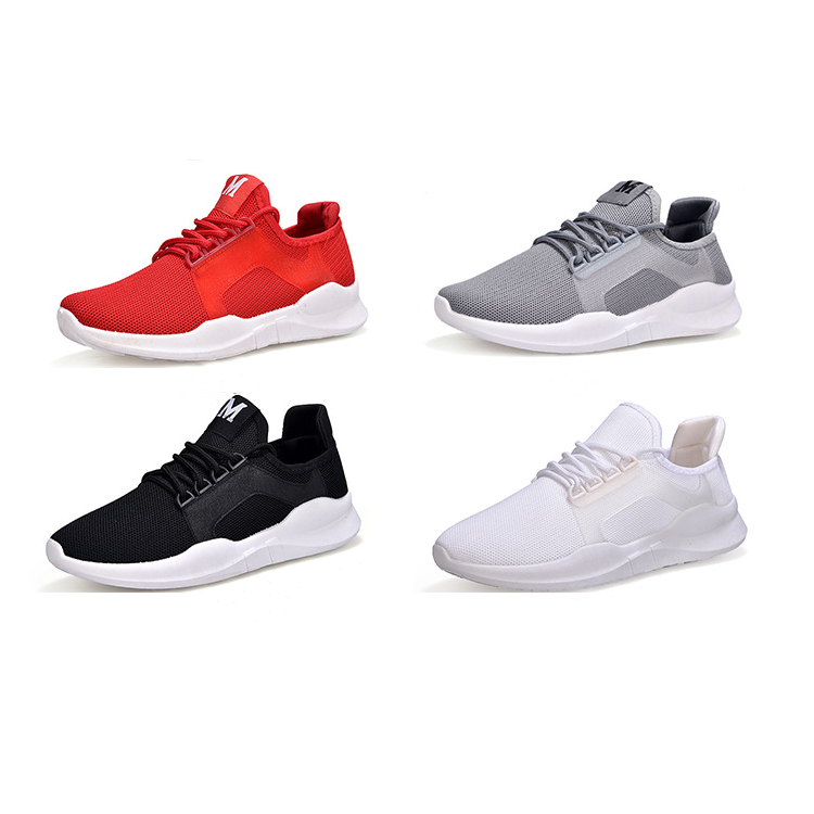 Factory China cheap custom summer Fashion sneakers shoes Lovers injection casual sports shoes for men and women