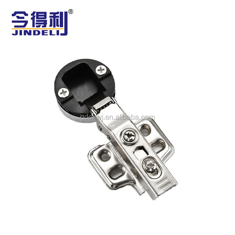 26mm Furniture Hardware Glass Cabinet Hinge Soft Closing Hydraulic Hinge