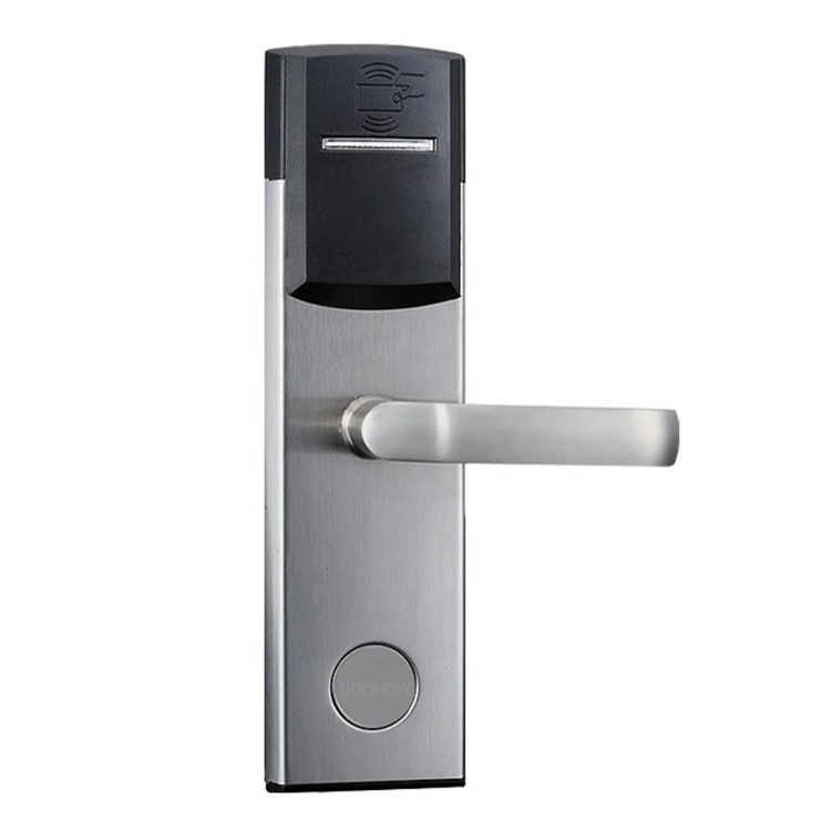 Hotel key card door entry systems electronic RFID card hotel door lock