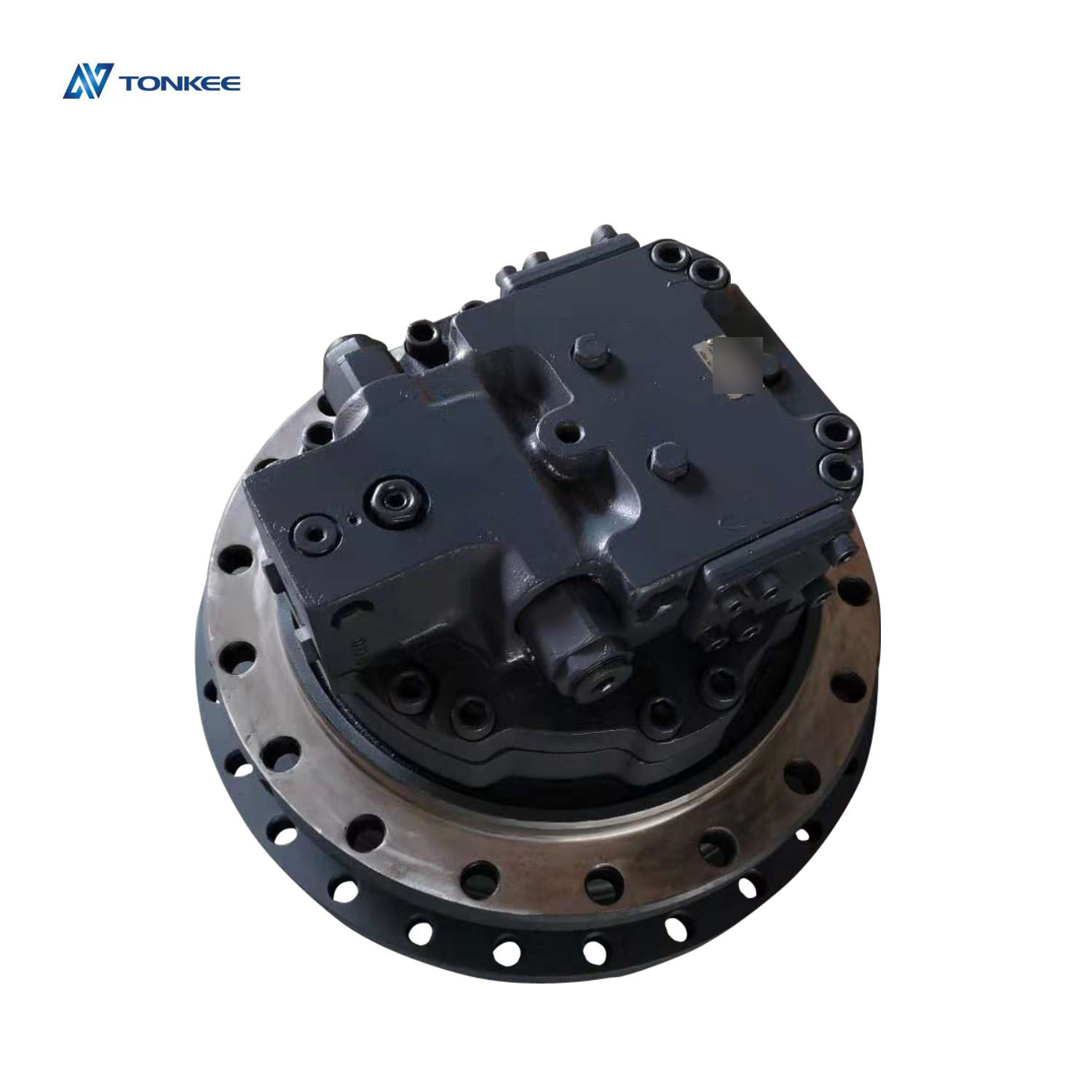 genuine R290LC7 complete final drive R290-7 travel motor assy for  excavator