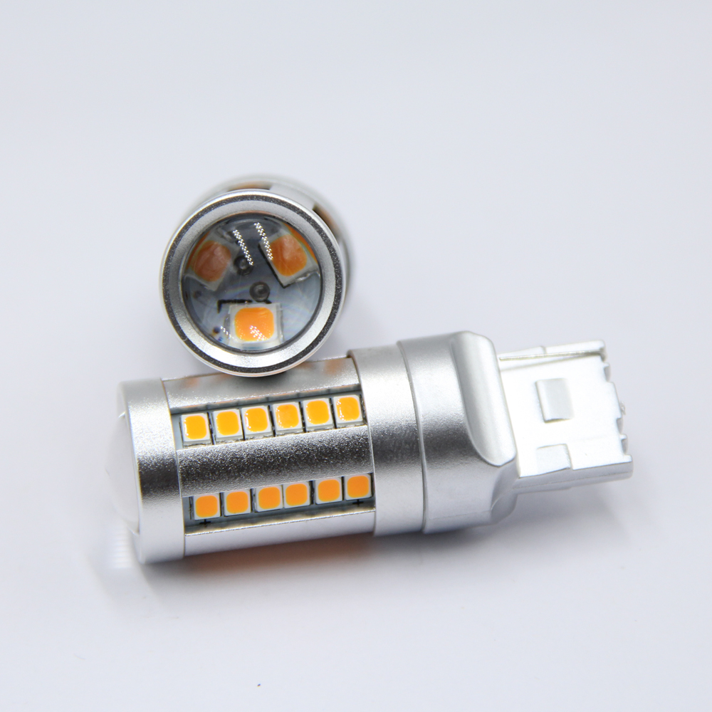 Upgraded 3156/1156/7440 LED Brake light Reverse Lamp 2835 39SMD turn signal led driving tail light