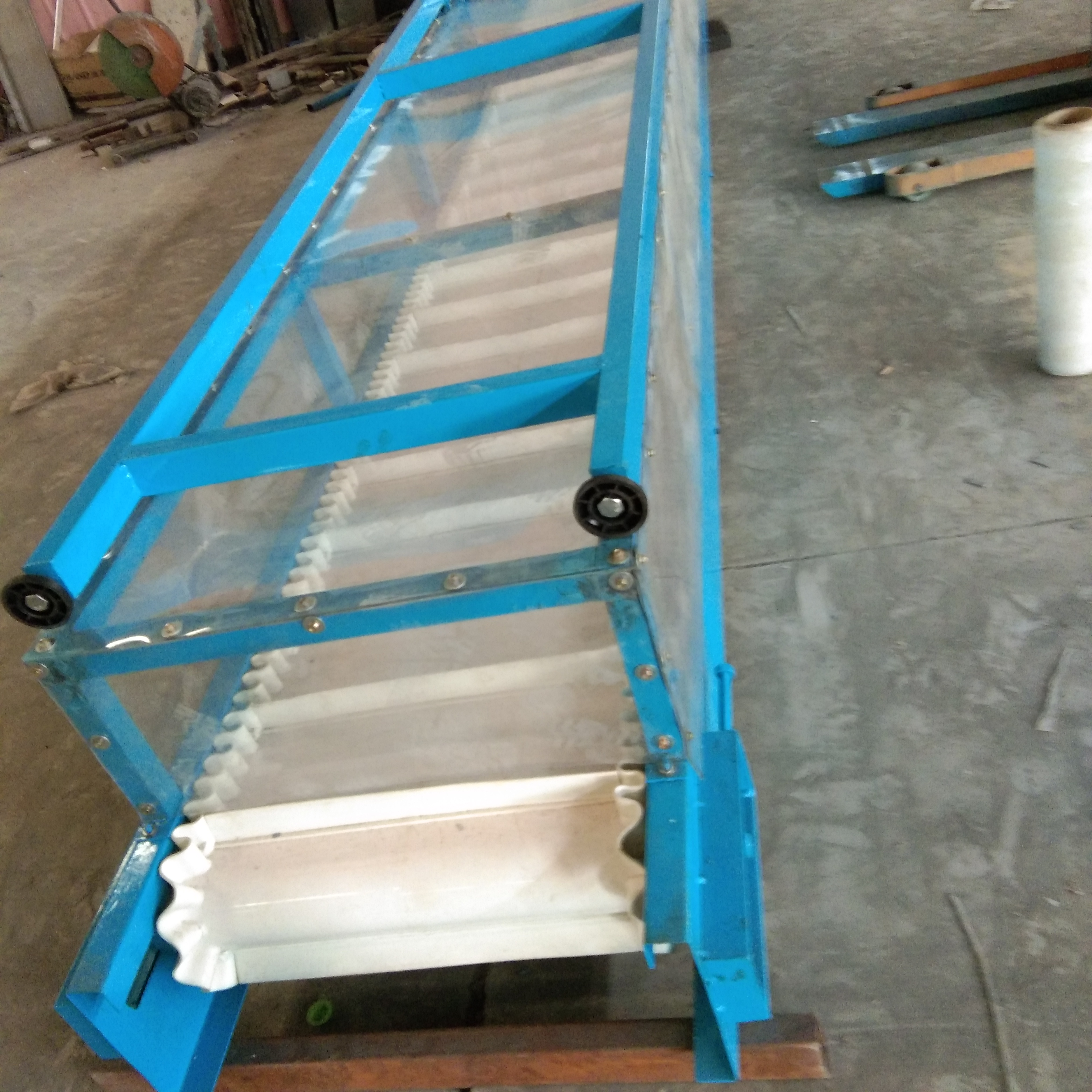 small bottle chain conveyor for filling machine food chain conveyor