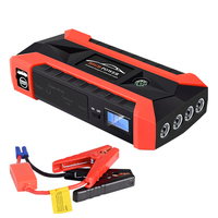 12V Power Bank Battery Booster Car Jump Start auto emergency kits mini portable vehicle jump starter without air compressor