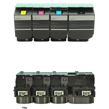 Laserjet toner voor Lexmark CS310 CS410 CS510 CX410 510 laser printer cartridge