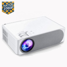 [Amazon Top Hot Selling] Factory OEM ODM Native 1080p Full HD 4K LCD LED Portable HomeTheater <strong>Projector</strong> Video Overhead <strong>Projector</strong>