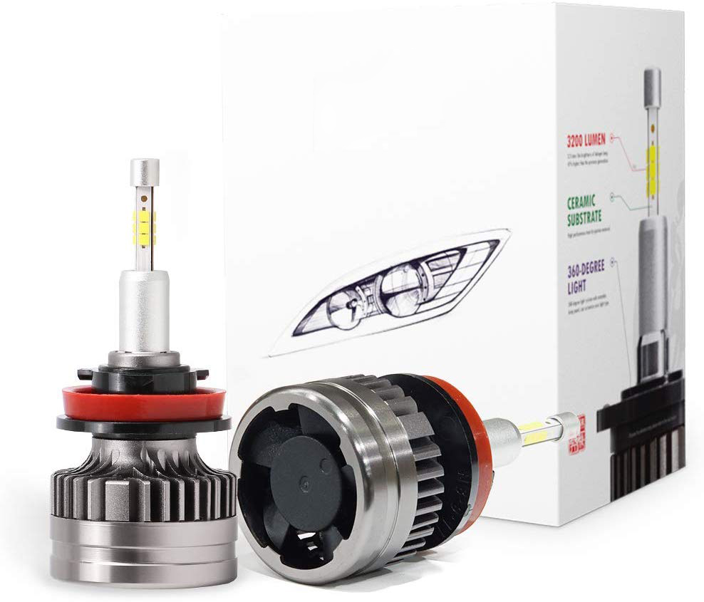China Wholesale h8 <strong>h10</strong> h11 h16 9005 9006 h4 h7 led headlight <strong>bulb</strong> h7+<strong>halogen</strong>+fog+light zes With Bottom Price