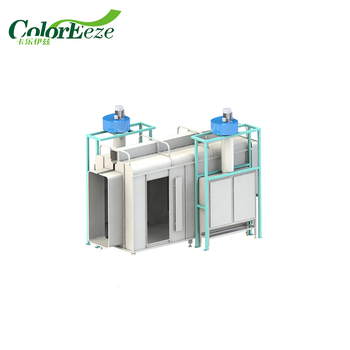 High quality customized standard car spray booth manufacturers