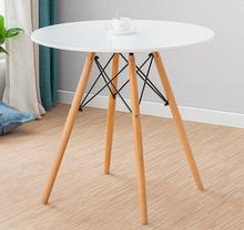 Modern High Quality round dining <strong>table</strong> made in china
