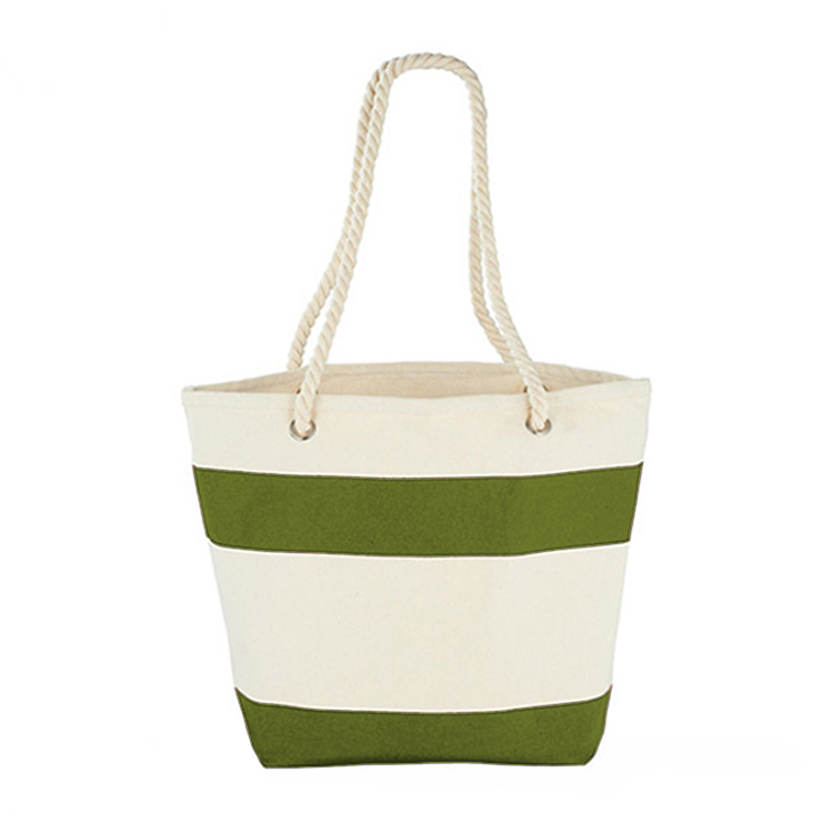 Personalized Wholesale Canvas Tote Bag Handle Bag For Shopping