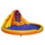 Big Inflatable Bounce Water Slides With Pool Commercial Kids Outdoor Water Playground For Sale