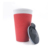 Double wall reusable cup personalized favors logo custom no minimum coffee mug oem
