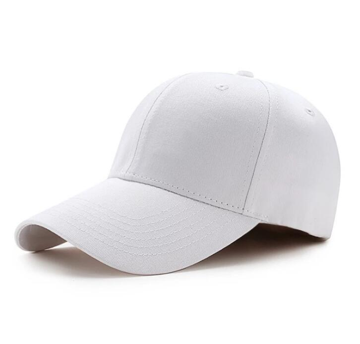 100% polyester fitted solid baseball caps with bespoke customized logo