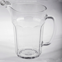 Best Price 43OZ Clear Plastic Pitchers For Kitchen <strong>Equipment</strong>
