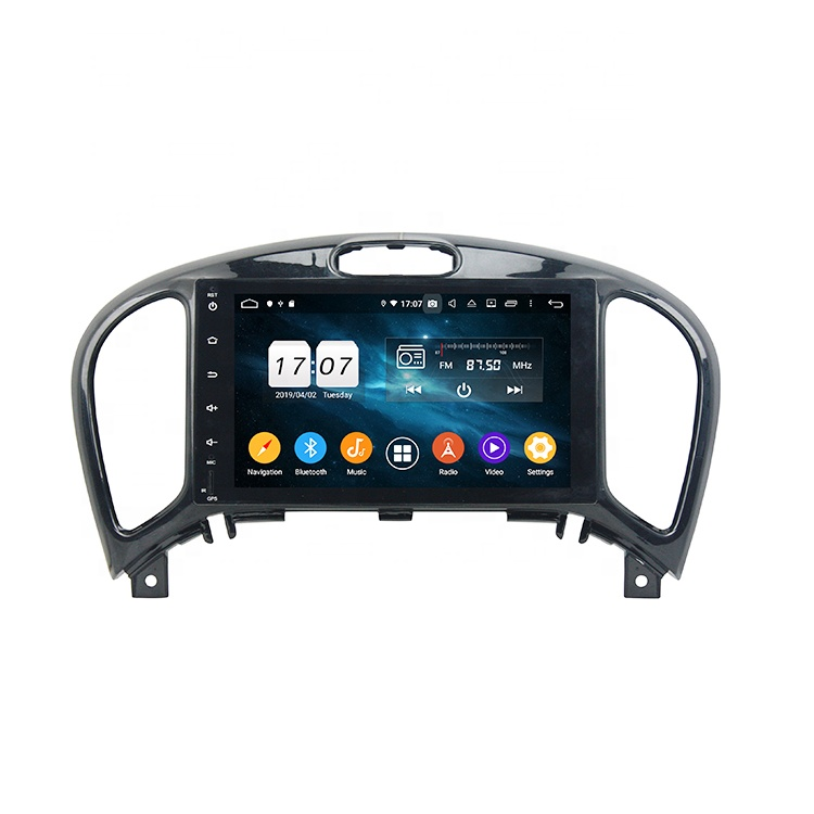 KD-8213 8&quot; android 9.0 System car <strong>music</strong> system video dvd player for JUKE 2014-2016