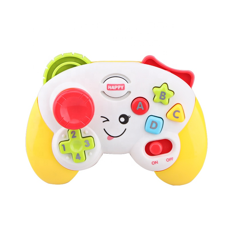 Set of 6 Pcs Battery Operated Baby Controller Musical <strong>Toy</strong> with Light and Music