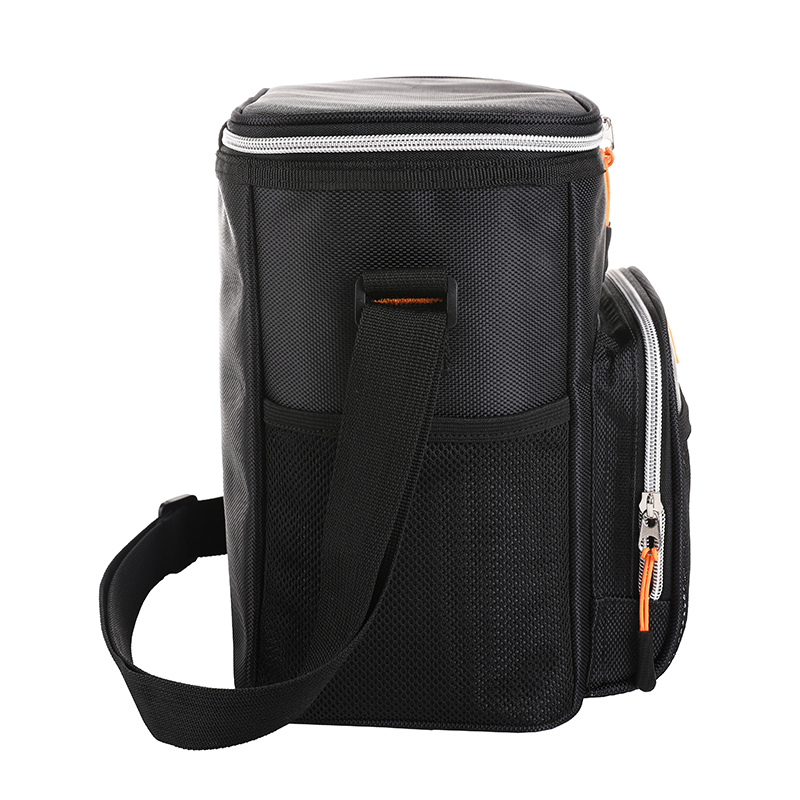 12 can Outdoor fashionable Insulated Lunch Cooler Bag with carrying handle