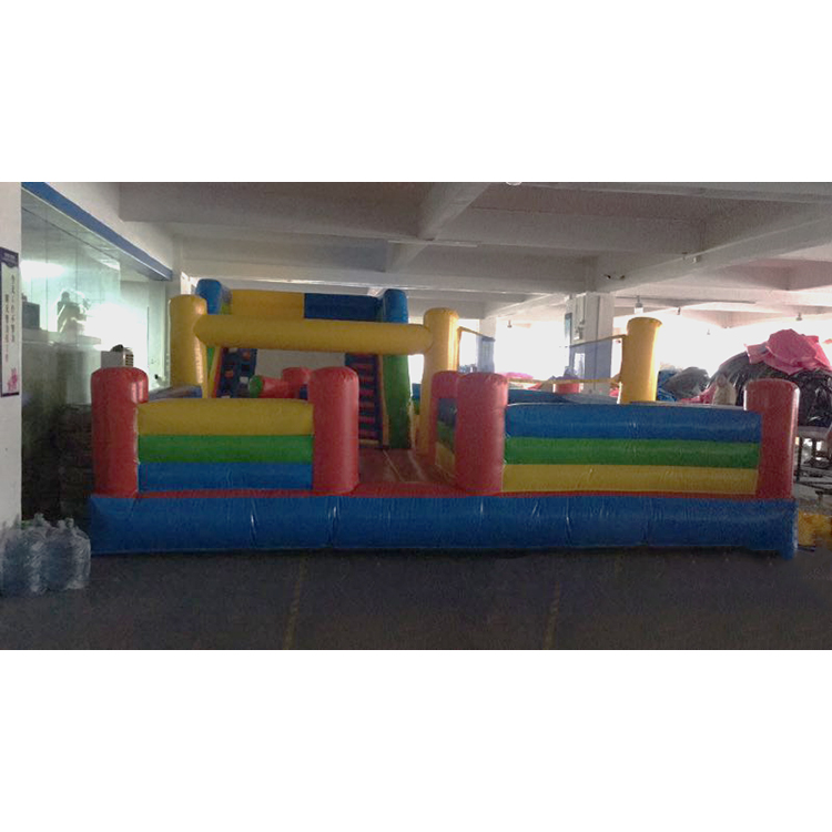 Customized Amusement Commercial Best Quality Bouncy Castle Air Bouncer Inflatable Trampoline For Kids