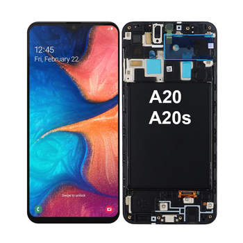 for samsung galaxy A20 screen original for samsung A20 lcd display,for samsung a20s lcd touch screen,for samsung a20 pantalla
