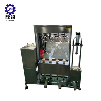 adding carbonated manual soda filling machine price