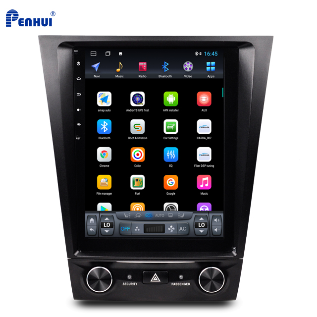 10.4 inch Octa Core <strong>Android</strong> 8.14GB RAM +64GB ROM Car DVD GPS for Lexus GS (2004-2011)Radio/FM/RDS/Mirrorlink/USB/GPS/Glonass