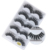 Wholesale G800 5 Pairs Best Seller Soft Fake Faux Mink Premium Private Label Cruelty Free False Eyelashes Vendor Qingdao