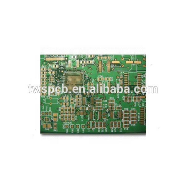 8 layer gold fingers PCB/ 8 layer gold fingers printed circuit board/8 layer gold fingers PCB board