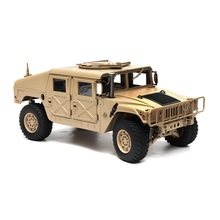 1/10 2.4G 4WD 16CH 30km/<strong>h</strong> Rc Model <strong>Car</strong> U.S.4X4 Military Vehicle Truck HG P408 without Battery Charger
