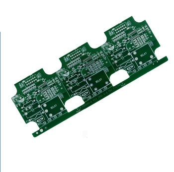 high quality white solder mask fr-4 pcb ready made pcb circuits
