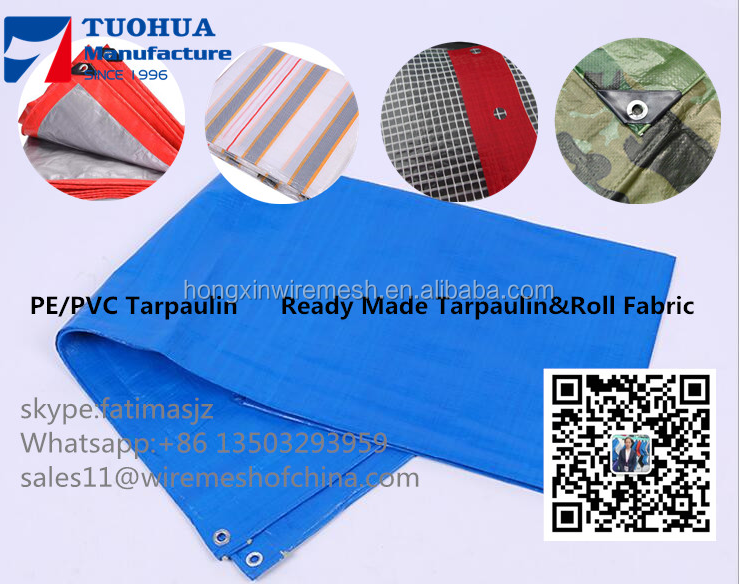 PE tarpaulin sheet manufacturer in China