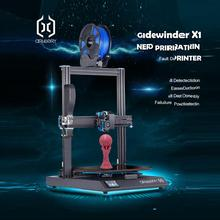 hot-selling newly upgraded Ultra-quiet Driver TFT Touch Screen Dual Z axis Resume USB Artillery 3d printer