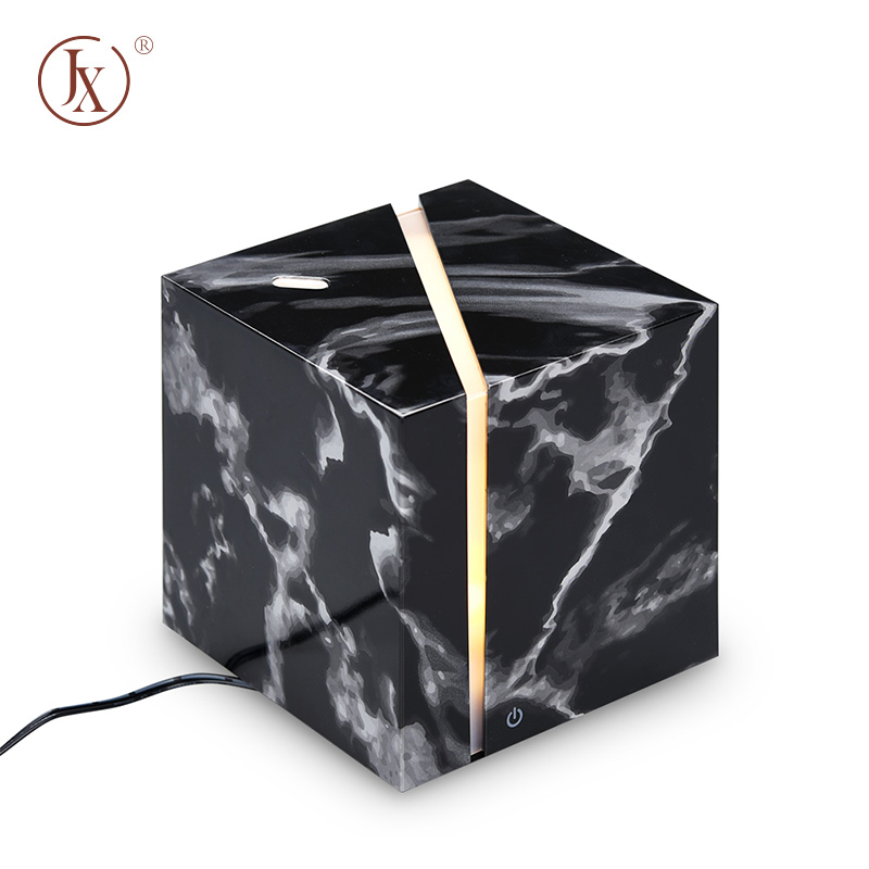 Shenzhen Factory JX Lemoworld Marble <strong>Grain</strong> 200ml Ultrasonic Essential Oil Aroma Diffuser