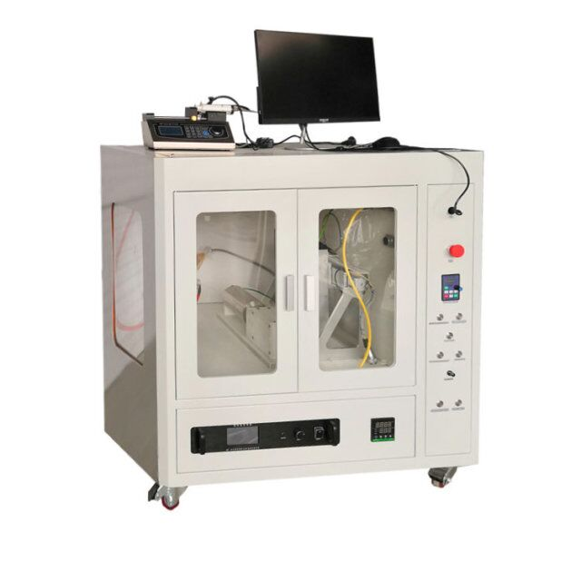 Laboratory nano fiber electrospinning unit with horizontal & vertical spinning for carbon nanotubes preparation