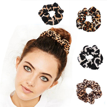Wholesale High Quality Women <strong>Hair</strong> <strong>Accessories</strong> Simple <strong>Hair</strong> Ponytail Holder Circle Velvet Cheap <strong>Hair</strong> Scrunchies For Girls FQ-120
