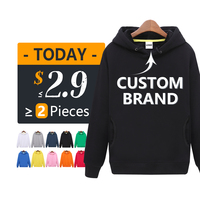 Wholesale Heavy Organic 100% Cotton women's hoodies Unisex Hoodies Oversized Men's Hoodie