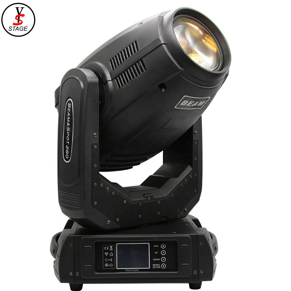 SY 2020 <strong>pointe</strong> 280w sharpy 10R 280 beam 10r spot wash 3 in 1 moving head light