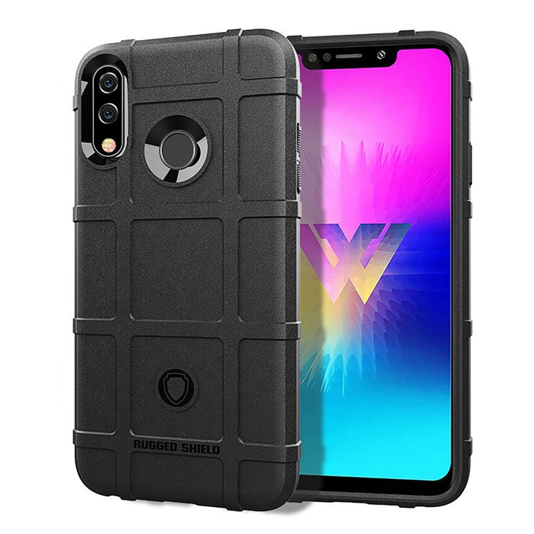 wholesale hiqh quality soft TPU rugged shield unique shockproof protection cell <strong>phone</strong> back cover case for LG <strong>W10</strong>