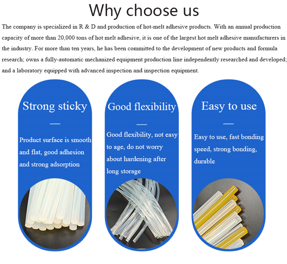 Best price wholesale silicone bulk eva China hot melt glue stick